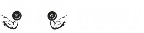 logo breastFit_WHITE_POZIOM